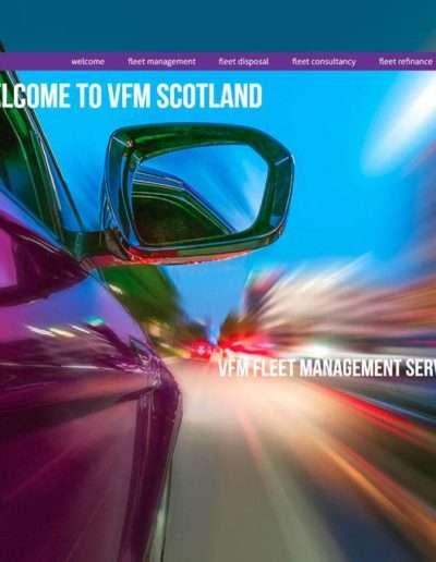 VFM website by dieselgraf