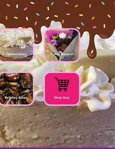 sweetietreatiedoodah ecommerce website by dieselgraf